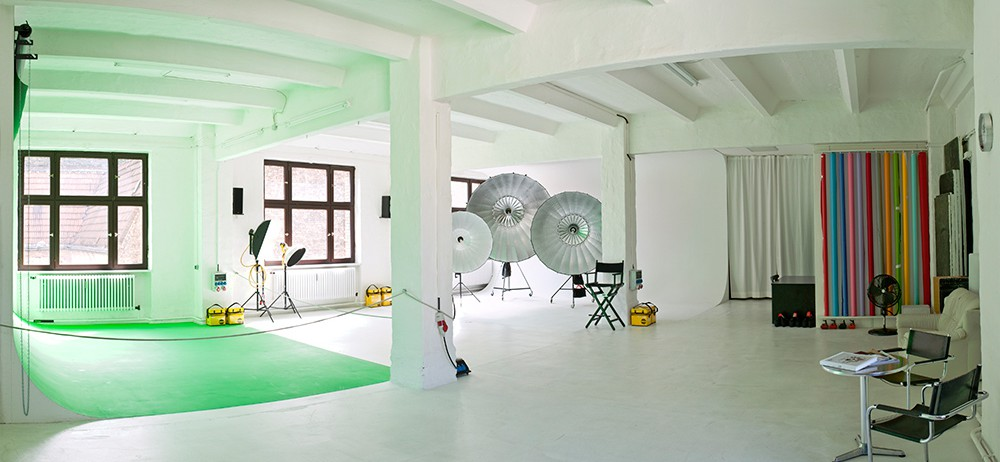 Studio Rental Rates